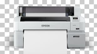 Epson SureColor T3200 Wide-format Printer Printing PNG