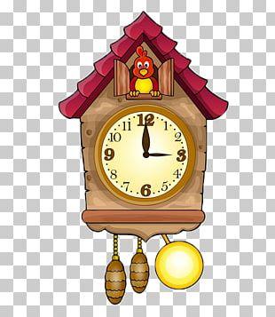Cuckoo Clock Floor & Grandfather Clocks Portable Network Graphics PNG