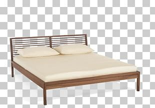 Bed Frame Furniture Mattress Couch PNG