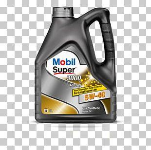 Motor Oil Car ExxonMobil Mobil 1 PNG