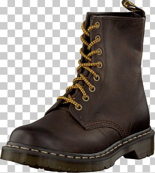 Combat Boot Shoe Dr. Martens Fashion PNG