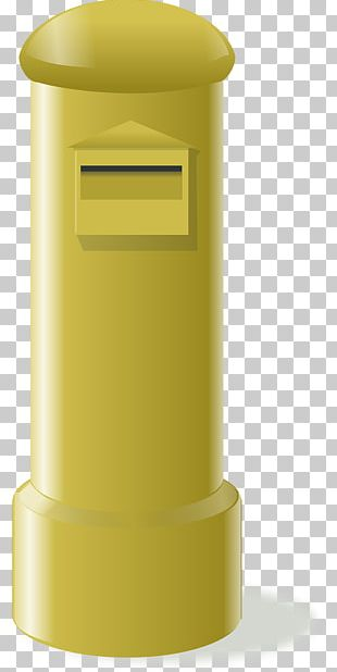 Mail Letter Box Post Box Post-office Box PNG