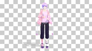 Costume Pink M Character Fiction Figurine PNG