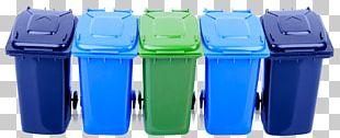 Plastic Bottle Recycling Bin Rubbish Bins & Waste Paper Baskets PNG