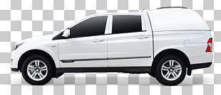 SsangYong Actyon Car SsangYong Motor Pickup Truck PNG