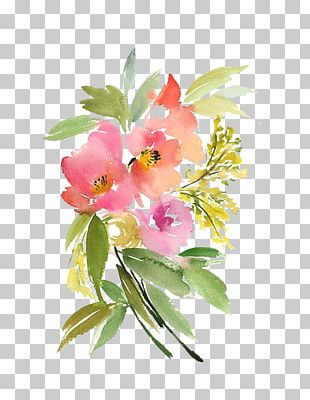 Watercolor: Flowers Paper Watercolour Flowers Painting PNG
