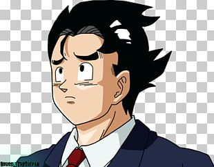 Goku Black Dragon Ball Z Arale Norimaki Ducktail PNG