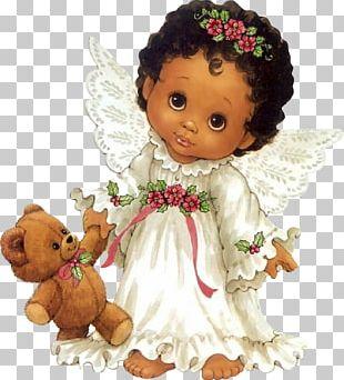 Cherub Angel Infant PNG