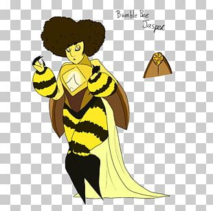Honey Bee Illustration Product PNG