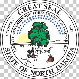 Seal Of North Dakota Ohio Flag Of North Dakota U.S. State PNG