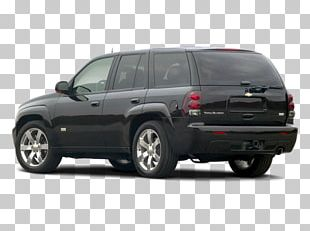 2007 Chevrolet TrailBlazer General Motors Car Chevrolet Chevelle PNG