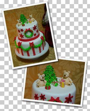 Torte Tart Christmas Cake Royal Icing Cupcake PNG