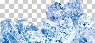 Ice Cube Desktop Blue Ice PNG