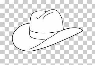 Paper Hat 'n' Boots Cowboy Hat PNG