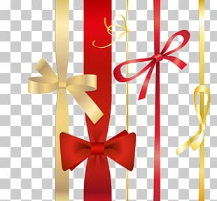 Ribbon Gift Euclidean Stock Illustration PNG