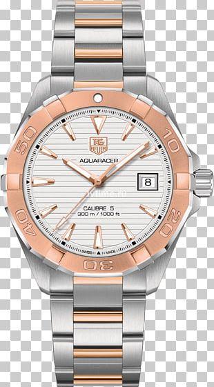 TAG Heuer Carrera Calibre 5 TAG Heuer Aquaracer Watch Jewellery PNG