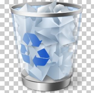 Trash Recycling Bin File Deletion Computer File PNG