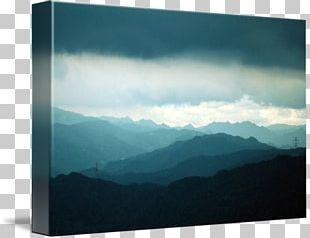 Hill Station Mountain Sky Plc PNG
