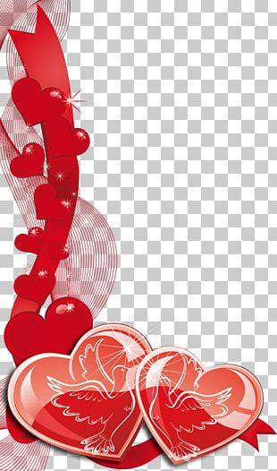 Valentine's Day Vinegar Valentines Heart PNG