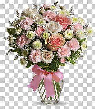 Flower Delivery Floristry Mother's Day Gift PNG