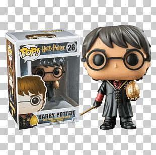 Funko Harry Potter Triwizard Tournament Harry Pop Vinyl With Egg Funko Pop Movies Harry Potter Action Figure Funko Pop! Movies Action Vinyl Figure PNG