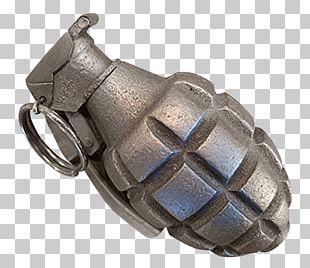 Grenade Bomb PNG