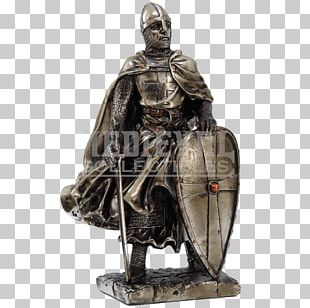 Middle Ages Equestrian Statue Crusades Knight PNG