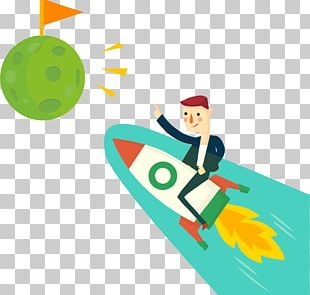 Business Rocket Consultant PNG