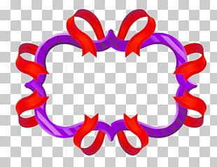 Ribbon Happy Birthday To You PNG