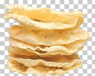 Papadum Junk Food Take-out Krupuk Indian Cuisine PNG