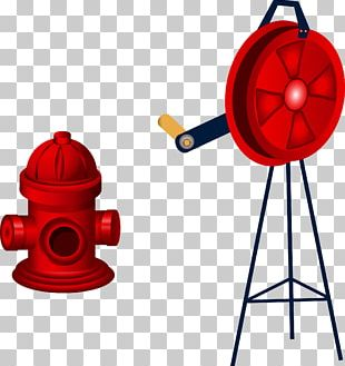 Fire Hydrant Firefighter Firefighting Fire Department PNG