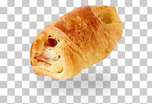 Croissant Ham And Cheese Sandwich Danish Pastry Pain Au Chocolat PNG