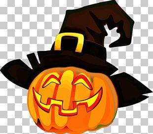 Jack-o-lantern Halloween Pumpkin PNG