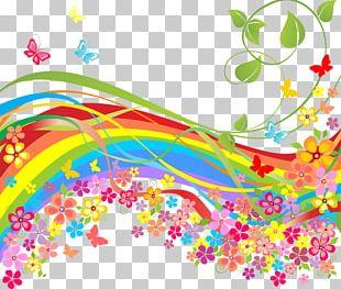 Spring Flower Stock Illustration PNG