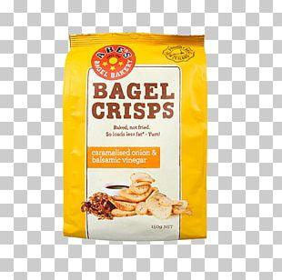 Muesli Bagel Delicatessen Potato Chip Flavor PNG