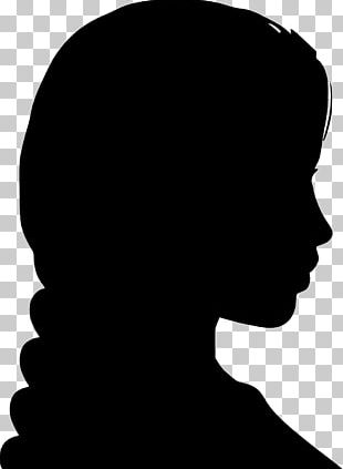 Silhouette Photography Woman Drawing PNG