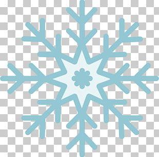 Snowflake Graphics Illustration PNG