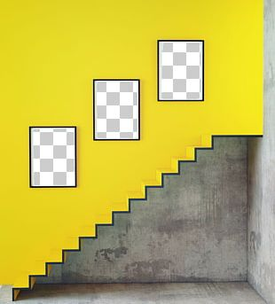 Frame Stairs PNG