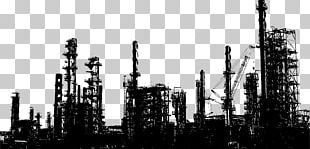 Oil Refinery Petroleum Industry Publishing PNG
