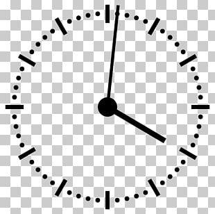 Alarm Clocks Digital Clock 12-hour Clock Analog Signal PNG