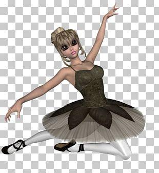 Ballet Dance Tutu Woman La Pléiade PNG