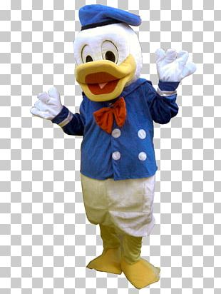 Donald Duck Daisy Duck Mickey Mouse Minnie Mouse Mascot PNG