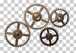 Gear Manufacturing Industry PNG