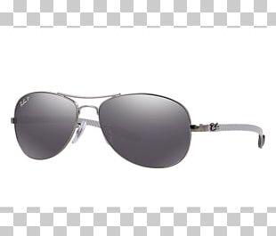 Aviator Sunglasses Ray-Ban Grey Lens PNG