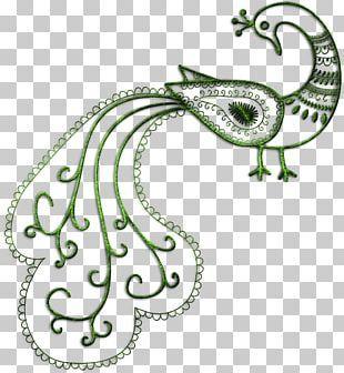 Tattoo Mehndi Henna Bird PNG