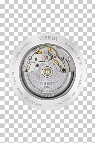 Tissot PR 100 Chronograph Watch Jewellery Strap PNG