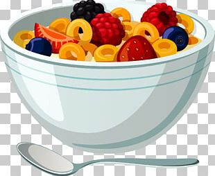 Fruit Salad Breakfast PNG