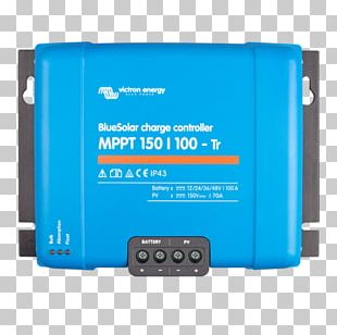 Maximum Power Point Tracking Battery Charge Controllers Battery Charger Solar Power Solar Panels PNG