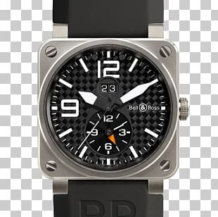 Bell & Ross Aviation BR0392-MIL-CE Watch Power Reserve Indicator Rolex GMT Master II PNG