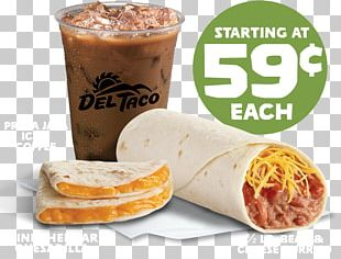 Cuisine Of The United States Breakfast Fast Food Del Taco PNG